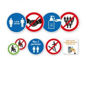 Veiligheidsstickers