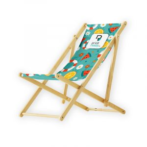 Strandstoelen bedrukken